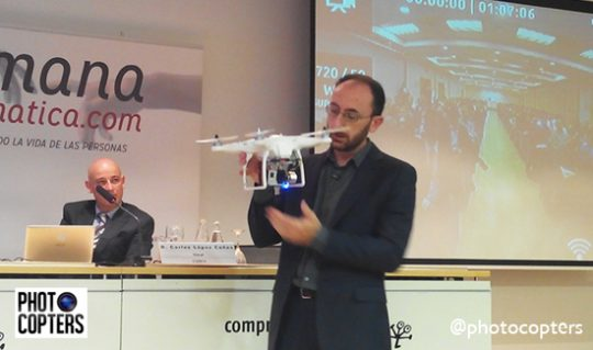 Photocopters